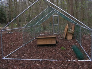 Building Chicken Run